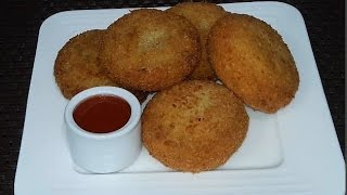 Potato Chop Bangla Recipe with Egg | আলুর চপ