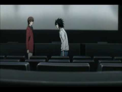 Death Note - Movie theater deleted scene (English subs)