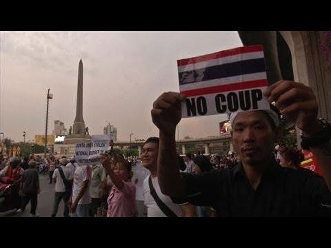 Trending in Asia: Thai Coup d'Etat, Japan Psychopath