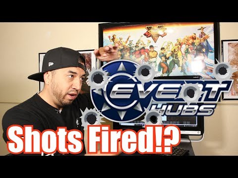 Alex Valle, Logan, and Majin FIRE SHOTS at Event Hubs and all FGC NEWS! BUTTON CHECK