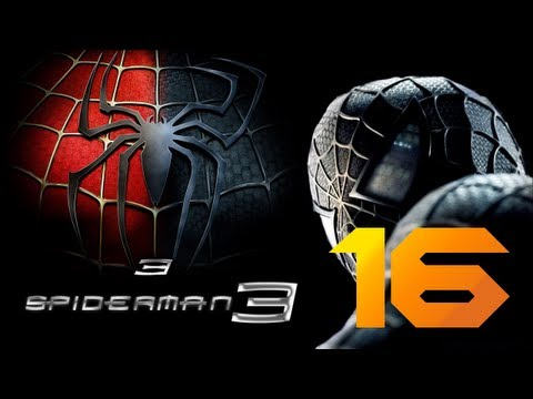 Let's Play Spiderman 3 Part 16 - COURTHOUSE BRAWL
