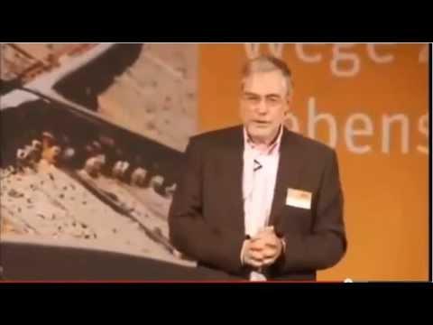 Wer glücklich ist, kauft nicht - Vortrag Prof. Hüther