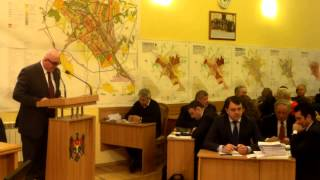 Fragmente din ședința CMC din 27 martie 2014