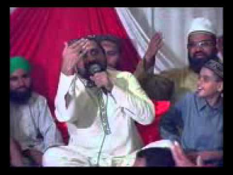 Naat E Sarkar Ki Pharta Qari Shahid Mahmood Qadri video
