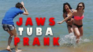 Jaws Tuba Prank