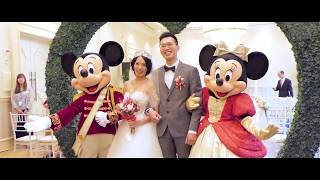 2017 夢幻香港迪士尼婚禮 | Hong Kong Disney Wedding Highlight