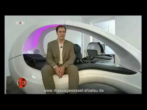 massagesessel shiatsu bei vox tv. Black Bedroom Furniture Sets. Home Design Ideas