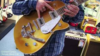 2013 Gretsch Guitars range with Damon | PMTVUK