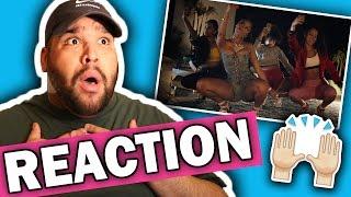 Major Lazer Run Up Feat Partynextdoor Nicki Minaj Official Music Audio Reaction