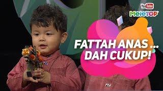 Fattah Anas Kucing paling VIRAL yang makan bihun di Malaysia muncul di MeleTOP | Nabil, Elfira Loy
