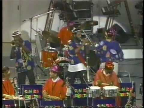 Sun Ra - Sound Of Joy (Live Under The Sky Festival 1988)