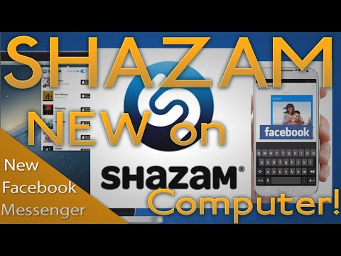 Download Shazam for Mac - free - latest version