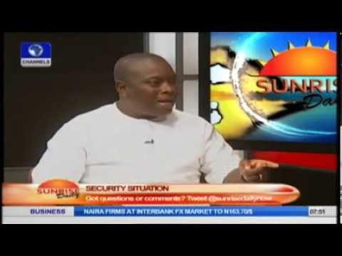 I Abandoned My Bride On Wedding Day For Niger Delta Cause -- Kingsley Kuku