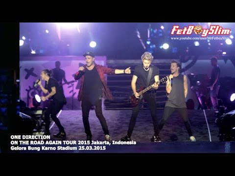 1d One Direction Otra Full The Day Zayn Leave Jakarta, Indonesia 2015 video