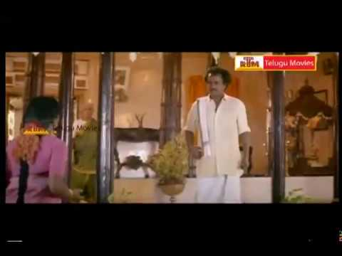 Rowdy Jamindar Telugu Movie Rape Scene - Rajikanth, Meena video