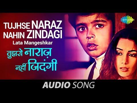 Tujhse Naraz  Nahi Zindagi (female) - Lata Mangeshkar - Masoom [1983] video