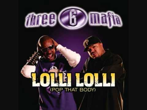 Three 6 Mafia Feat. Lil' Wayne - Lolli Lolli remix video