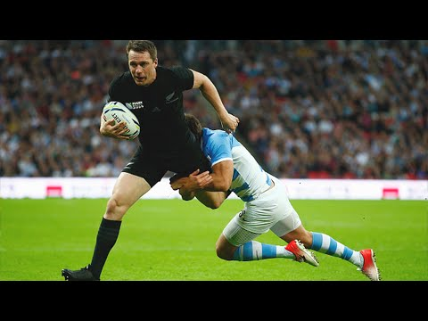 New Zealand v Argentina - Full Match Highlights & Tries