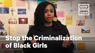 How Rep. Ayanna Pressley Plans to Fight the Criminalization Of Black Girls | NowThis