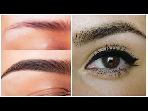 Cómo hacer crecer el pelo de las cejas con recetas caseras