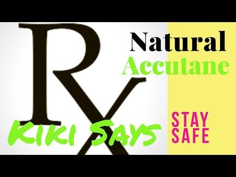 Better than Accutane – Goodbye Acne – Beauty Miracle Tutorial