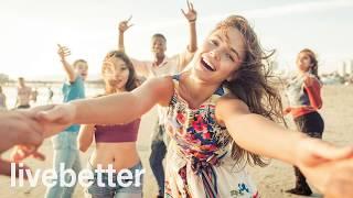 Веселая и позитивная музыка, чтобы поднять настроение, поощрять работу, учиться, быть счастливым