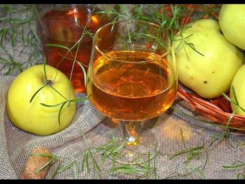 Сделать вино из яблок в домашних условиях