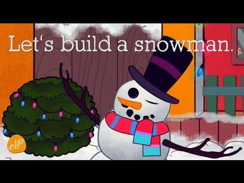 Dvda - Lets Build A Snowman