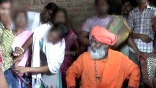 Download Sakshi Maharaj in trouble, girl removes jeans in front of him; Watch video|वनइंडिया हिन्दी 3Gp Mp4