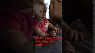 Andersyn Loves Little Baby Bum