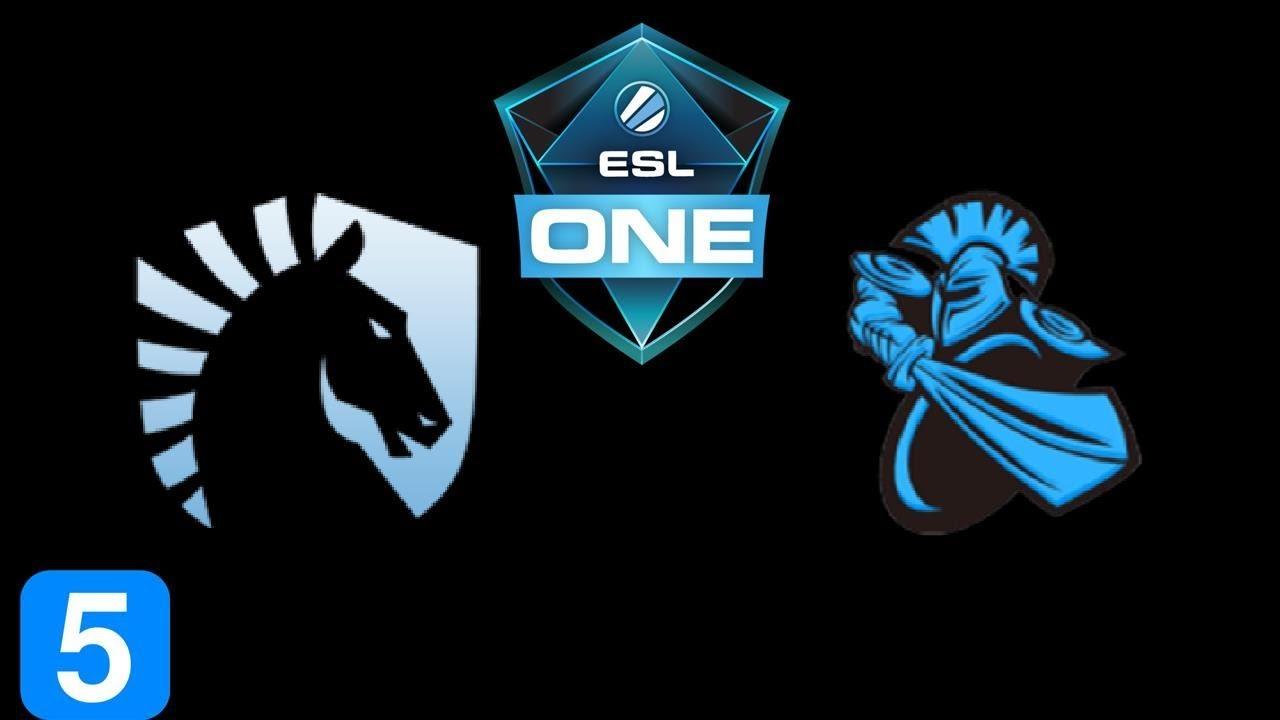 Liquid vs Newbee Game 5 Grand Final ESL One Genting 2018 Highlights Dota 2