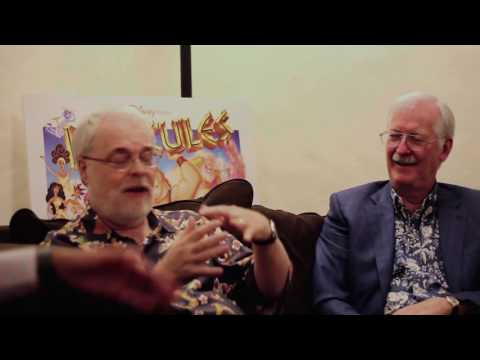 DisneyExaminer LIVE With John Musker And Ron Clements