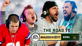 Madden Bowl Finals 2017 – Trailer