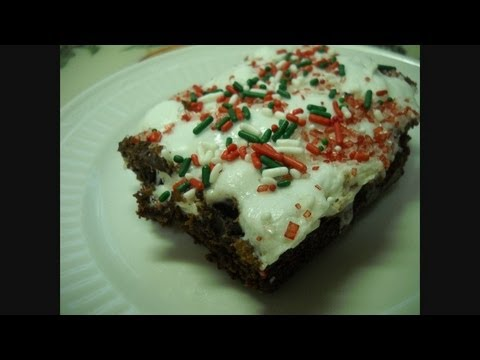 Rocky Road Brownies: The Holidays Are Coming!