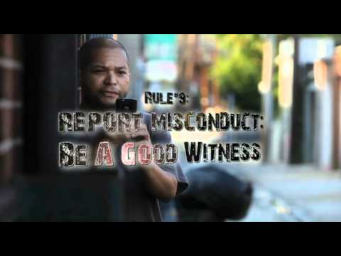 How to Fight Police Misconduct