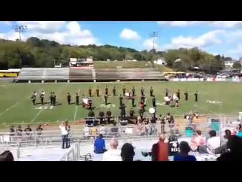 2014 Pigeon Forge High School Band competition