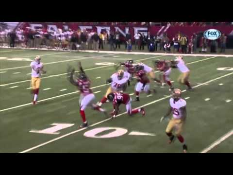 Colin Kaepernick 2012-13 Highlights