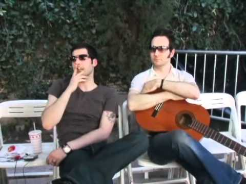 Scott and Aaron Unplugged