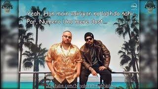 download lagu Bohemia -  Of Only Full  Rap In gratis