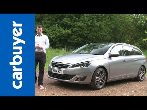 Peugeot 308 SW estate 2014 review - Carbuyer