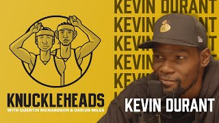 Kevin Durant AKA Easy Money Sniper Returns With Q & D | Knuckleheads S2: E6 | The Players' Tribune