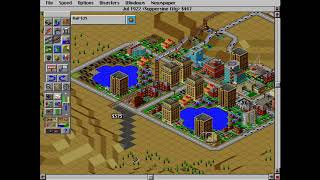 Simcity 2000 in 2018 มหานคร 2000 ในปี 2561