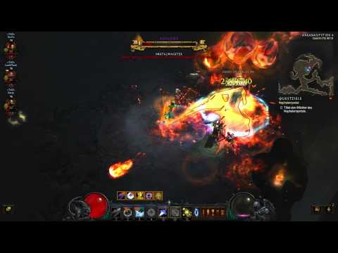 Diablo 3 im Kopf (Sido - Bilder im Kopf PARODIE)