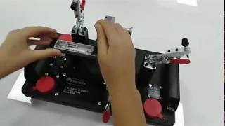 Tmetal checking fixtures for plastic parts