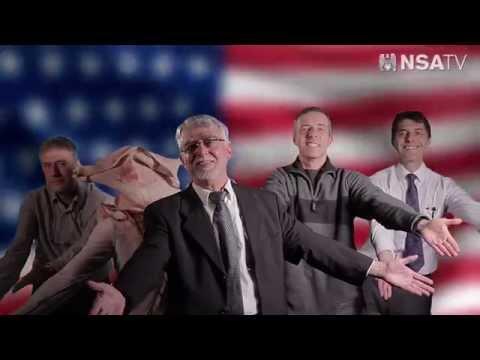 Pro NSA - PRISM Werbespot / Commercial ( english subtitles )