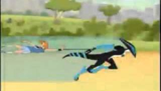 Cartoon network  Carrera cartoon : ben 10