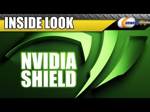 Newegg TV: NVIDIA SHIELD Inside Look