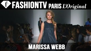 Marissa Webb: Designers Inspiration | Spring/Summer 2015 Paris Fashion Week | FashionTV