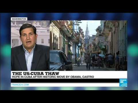 Will normalisation of Cuba ties with Washington weaken or strengthen Castros?