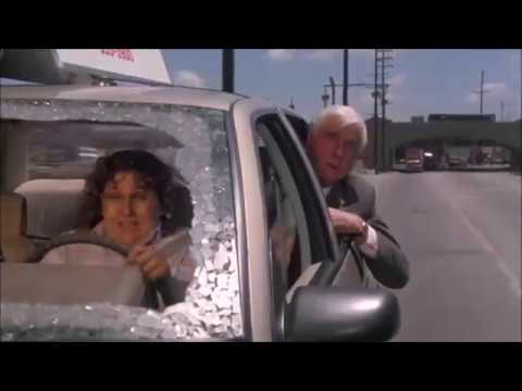 "The Naked Gun: From The Files Of Police Squad! (1988) ""Car Chase"""